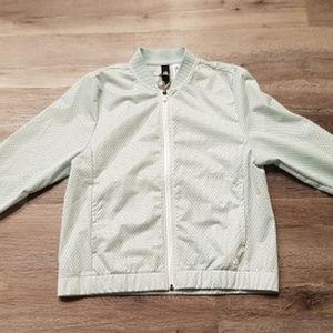 adidas Jackets & Coats - Adidas Mesh Bomber Jacket